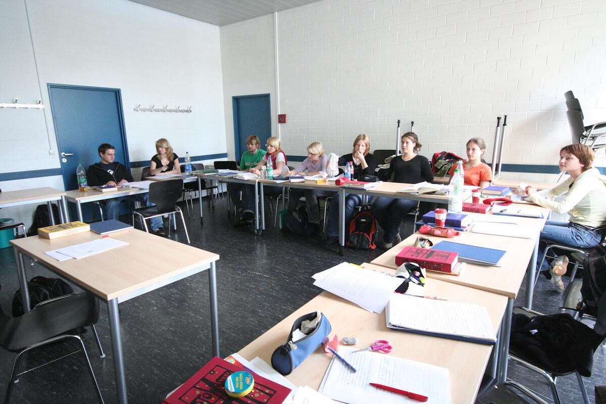 latinum in 4 wochen in frankfurt