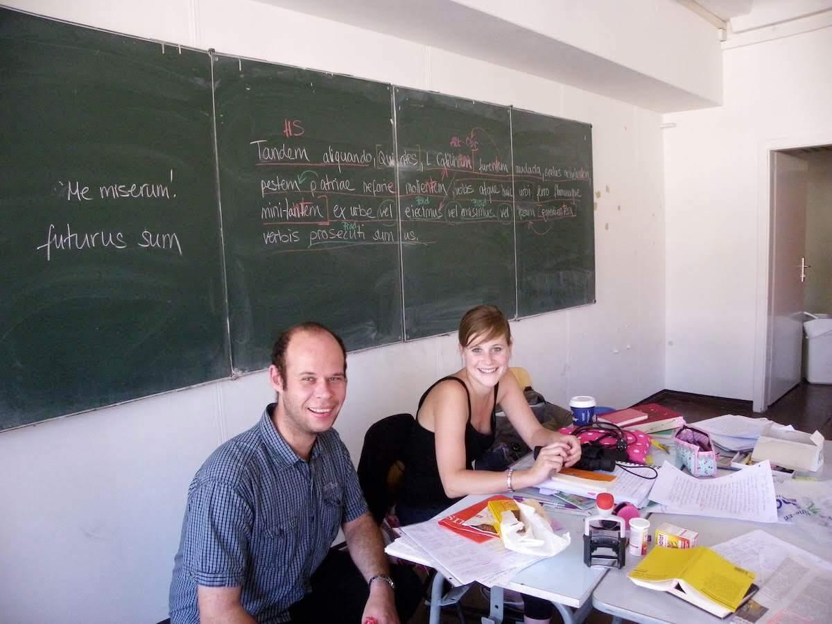 academia linguae latinum in 4 wochen