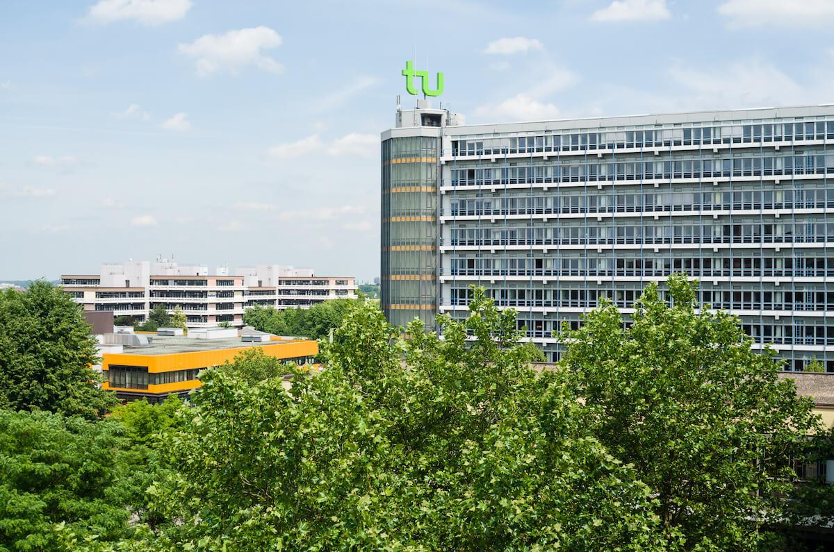 Unsere Kursräume befinden auf dem Campus der TU Dortmund