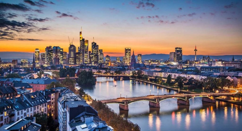 Frankfurt am Main, internationale Studentenstadt