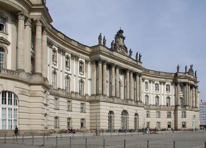 humboldt universitaet berlin
