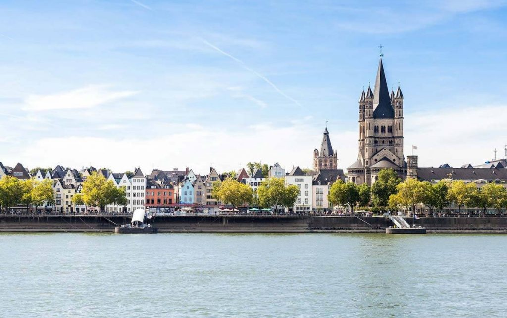 Millionenmetropole und Universitätsstadt Köln