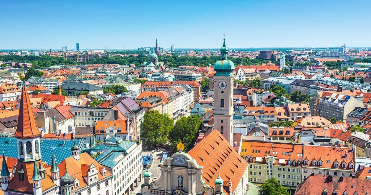 Landeshaupt- und internationale Studentenstadt München